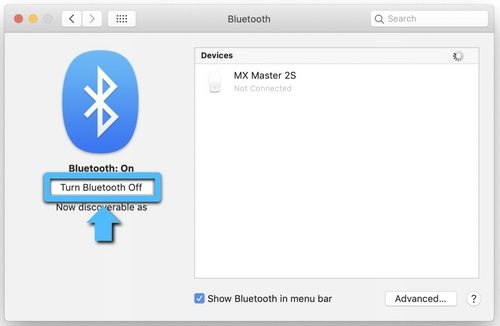 Resolve Bluetooth Wireless issues on Mac OS X – Logitech Support +