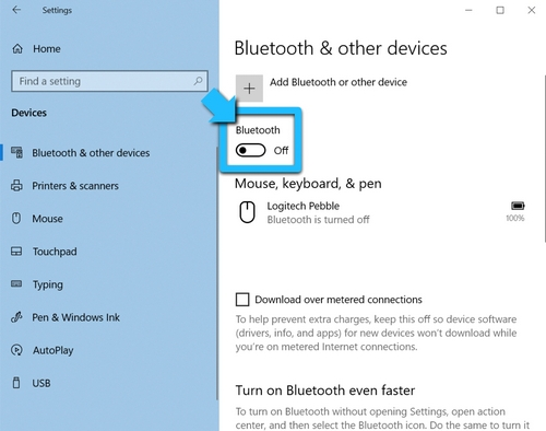Resolve Bluetooth Wireless issues on Windows 10 – Logitech Support +