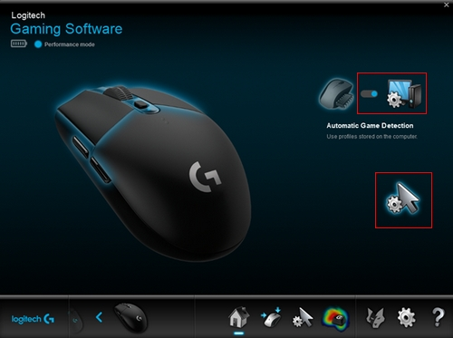 Logitech Gaming Mouse Software Linux