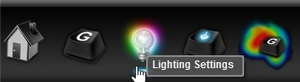 Lighting Settings Icon