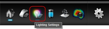 LGS Lighting Settings Icon