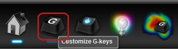 Customize G Keys