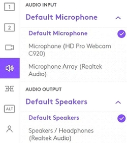 Microphone Setting